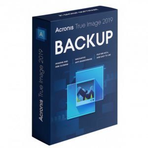 Acronis True Image 2019 1-PC